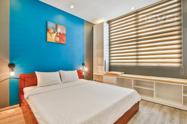 Phòng Ngủ 1 Căn hộ The Estella Residence 2 phòng ngủ tầng cao 4B hướng Bắc