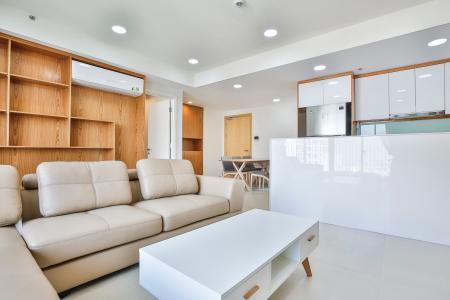 Căn hộ Masteri Thảo Điền 3 phòng ngủ tầng cao T5 nội thất đầy đủ