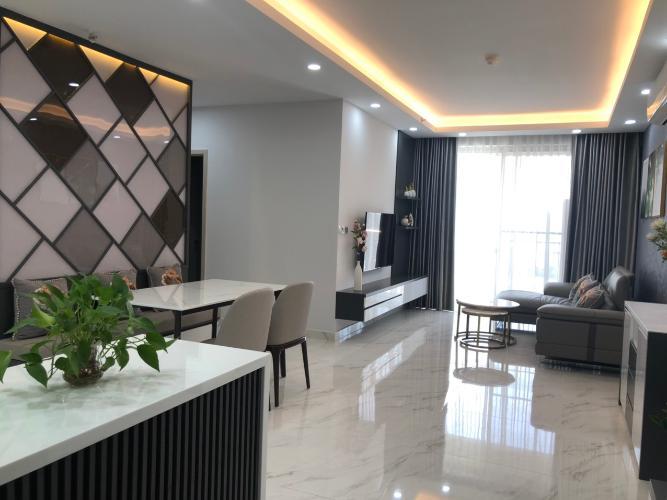 Tổng quan căn hộ PHÚ MỸ HƯNG MIDTOWN Cho thuê căn hộ Phú Mỹ Hưng Midtown 2PN, diện tích 89m2, đầy đủ nội thất, view khu biệt thự