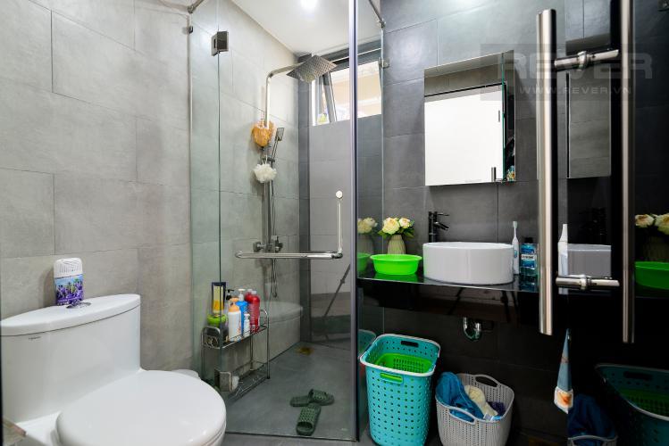 Phòng Tắm 1 Cho thuê căn hộ The Gold View 2PN, tầng trung tháp A, đầy đủ nội thất, hướng Tây Nam