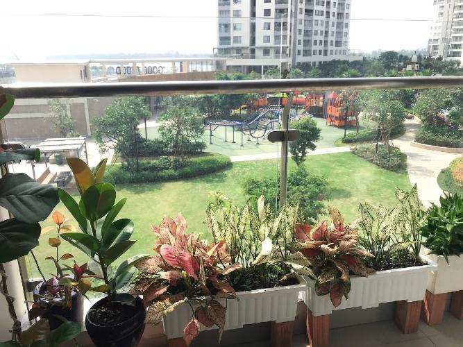View căn hộ Diamond Island - Đảo Kim Cương Cho thuê căn hộ Diamond Island - Đảo Kim Cương 1PN, đầy đủ nội thất, view nội khu yên tĩnh