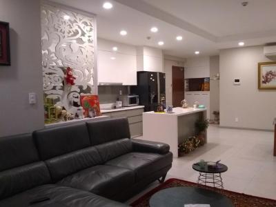 Bán hoặc cho thuê căn hộ The Gold View 3PN, diện tích 116m2, đầy đủ nội thất, view hồ bơi