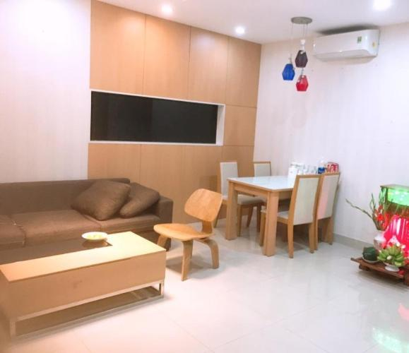 Bán căn hộ Him Lam Riverside đầy đủ nội thất cao cấp, hiện đại.