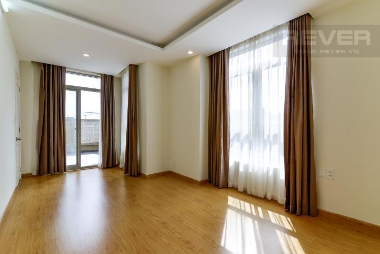 Phòng Ngủ 2 Bán căn hộ penthouse The Art 2PN, diện tích 100m2, có sân vườn, view hồ bơi