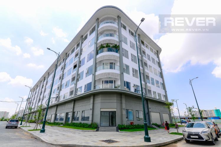 Mặt Tiền Cho thuê office-tel Thủ Thiêm Lakeview 3PN, diện tích 103m2, nở hậu