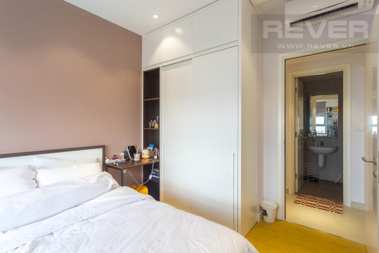 Phòng Ngủ 2 Bán căn hộ Masteri Thảo Điền tầng cao, 2PN, đầy đủ nội thất, view đẹp