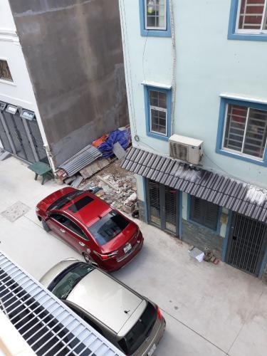 Hẻm nhà phố Nguyễn Thái Sơn, Gò Vấp Nhà phố gần đại học Văn Lang, hướng Tây hẻm xe hơi 5m.