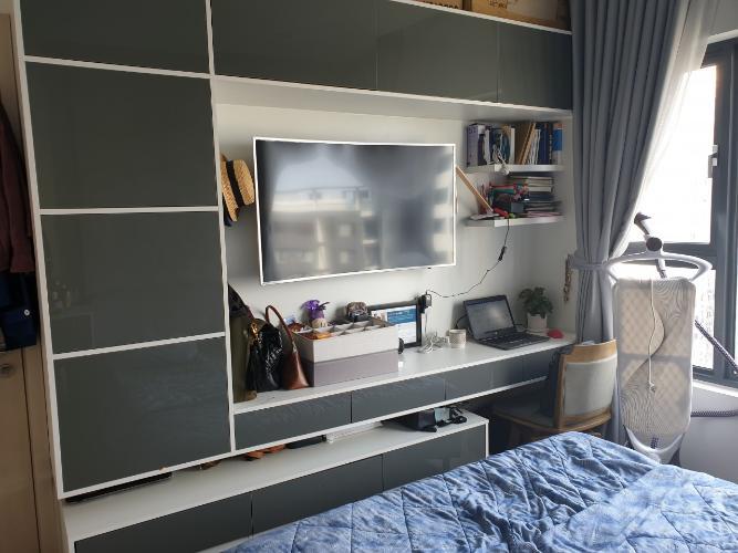 Phòng ngủ căn hộ NEW CITY THỦ THIÊM Bán căn hộ New City Thủ Thiêm 2PN, đầy đủ nội thất, ban công Tây Nam