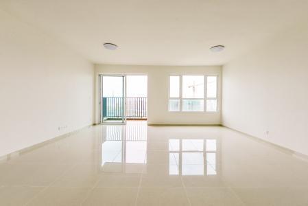 Căn hộ Vista Verde tầng cao tháp T1, 3 phòng ngủ, nội thất cơ bản, view sông