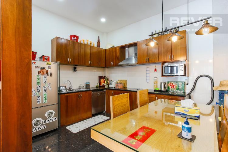 Phòng Bếp Nhà phố 3 phòng ngủ đường Dương Bá Trạc Quận 8