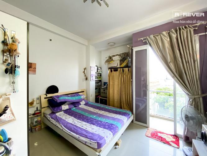 Phòng ngủ nhà phố Quận 7 Bán nhà 4 tầng hẻm Bế Văn Cấm, Quận 7, sổ hồng, đầy đủ nội thất, cửa hướng Đông