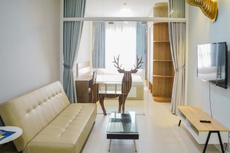 Bán hoặc cho thuê căn hộ Lexington Residence 1 phòng ngủ, tầng trung, diện tích 48m2, đầy đủ nội thất
