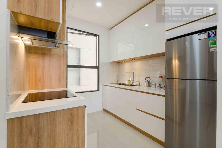 Bếp Cho thuê căn góc The Sun Avenue 3PN tầng trung, đầy đủ nội thất, view cây xanh mát mẻ