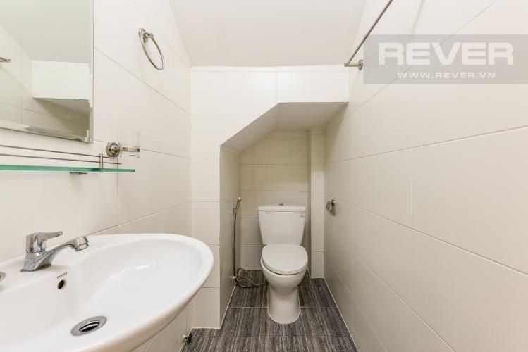 Phòng tắm 2 Nhà phố 3 phòng ngủ hẻm đường Lê Quang Định Bình Thạnh
