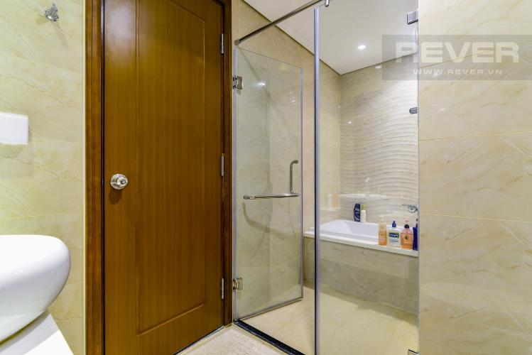 Phòng Tắm 2 Căn hộ Vinhomes Central Park 4 phòng ngủ tầng cao L1 view sông