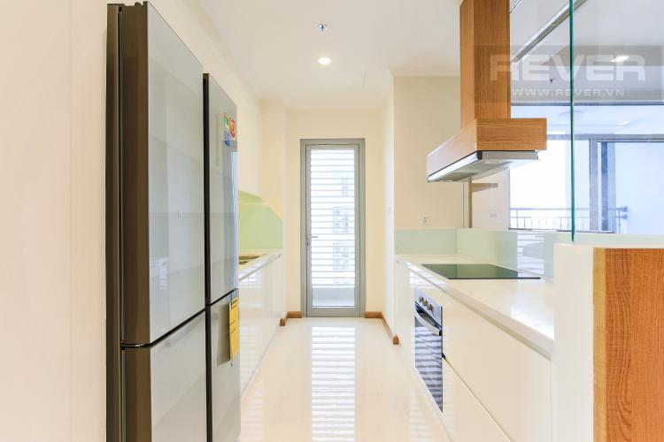 Phòng Bếp Căn góc Vinhomes Central Park 3 phòng ngủ, tầng cao L3, nội thất đầy đủ