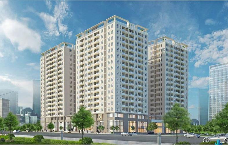 Bán căn Officetel Q7 Boulevard 1 phòng ngủ diện tích 69m2