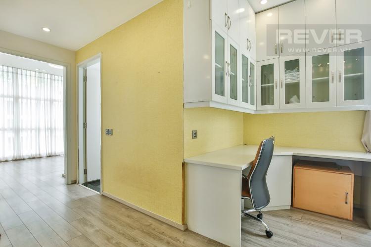 Phòng Làm Việc Căn hộ The Estella Residence 2 phòng ngủ tầng cao 4B hướng Bắc