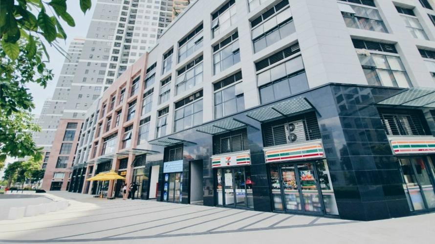 The Sun Avenue Office-tel tầng thấp The Sun Avenue, đón view nội khu.