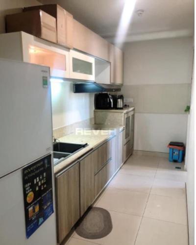 Phòng bếp Vista Verde Quận 2 Căn hộ Vista Verde tầng trung nội thất đầy đủ, view nội khu.