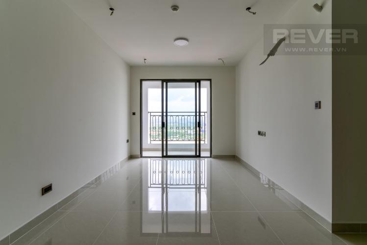 Phòng Khách Bán căn hộ Saigon Royal 2PN, tầng cao tháp A, view sông và Bitexco