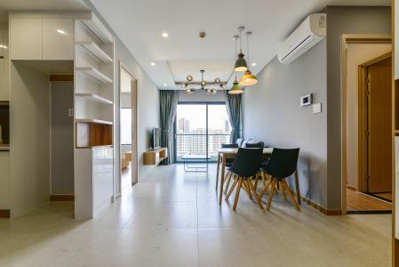 Cho thuê căn hộ New City Thủ Thiêm 2PN 2WC, hướng Tây Bắc, view công viên