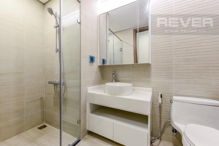 Phòng tắm 1 Căn hộ Vinhomes Central Park tầng cao, tháp Park 3, 3 phòng ngủ, view sông