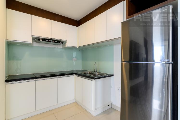 Nhà Bếp Cho thuê căn hộ The Tresor 2PN, tháp TS2, đầy đủ nội thất, view sông Bến Nghé