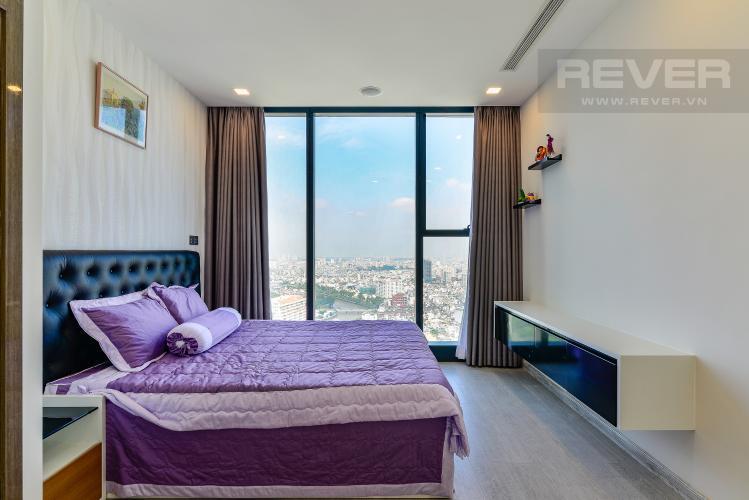 Phòng Ngủ 1 Bán và cho thuê căn hộ Vinhomes Golden River tầng cao, 3PN, đầy đủ nội thất, view đẹp