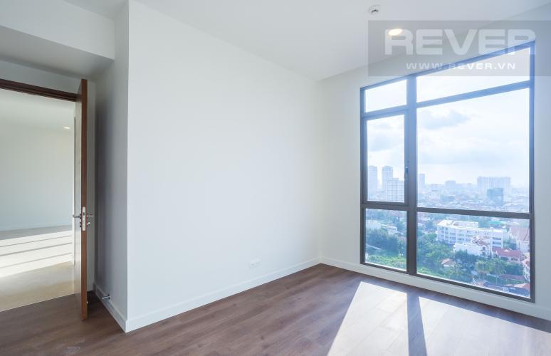 Phòng Ngủ 2 Cho thuê căn hộ The Nassim Thảo Điền tầng trung 2PN, view sông