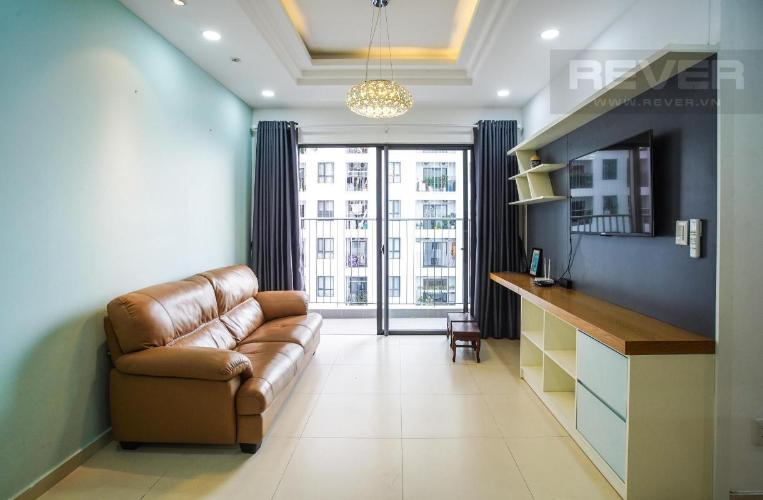 Cho thuê căn hộ M-One Nam Sài Gòn 3PN, tầng 9, tháp T1, đầy đủ nội thất, view thoáng