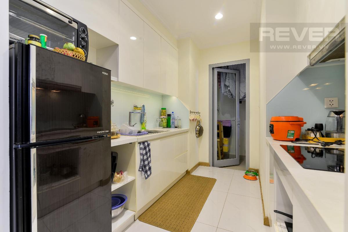 c724c86c94386d663429 Bán căn hộ Vinhomes Central Park 3PN, đầy đủ nội thất, view sông và nội khu