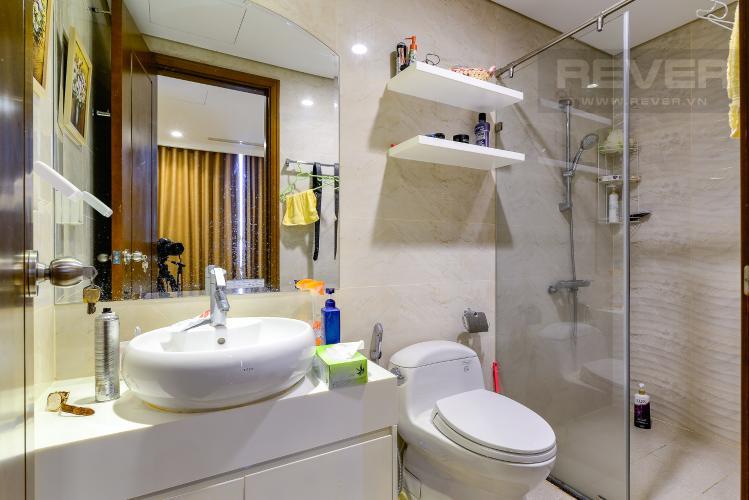 Phòng Tắm Cho thuê căn hộ Vinhomes Central Park 83.8m2, view sông thoáng mát, nội thất hạng sang