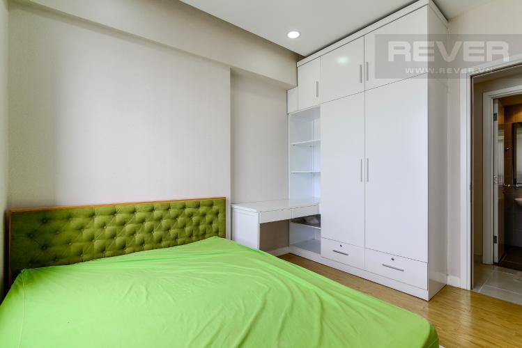 Phòng Ngủ 1 Cho thuê căn hộ Masteri Thảo Điền 2PN, tầng cao, đầy đủ nội thất, view khu dân cư rộng lớn