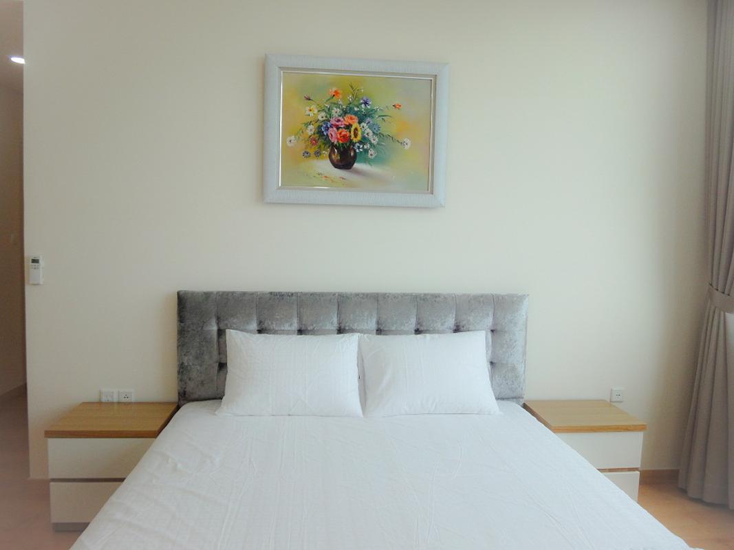 Phòng ngủ phụ Bán căn hộ The Vista An Phú 2PN, tháp T4, diện tích 101m2, đầy đủ nội thất, view sông Sài Gòn và bán đảo Thanh Đa
