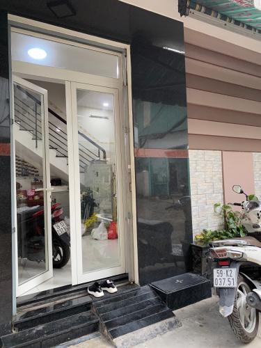 Bên trong nhà phố Điện Biên Phủ, Bình Thạnh Nhà phố hẻm 3m hướng Đông Bắc, khu dân cư yên tĩnh an ninh.