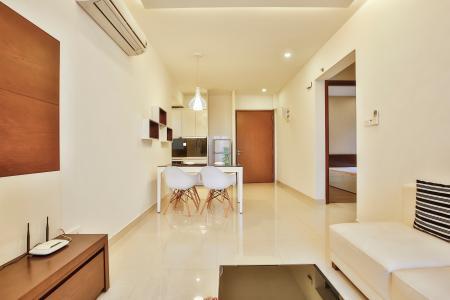 Căn hộ Celadon City tầng cao 2 phòng ngủ đầy đủ nội thất