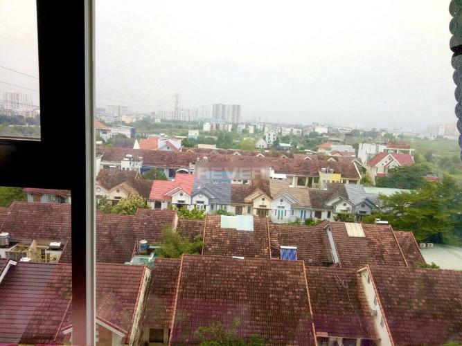 View Flora Anh Đào, Quận 9 Căn hộ Flora Anh Đào view thành phố, ban công hướng Đông Nam.