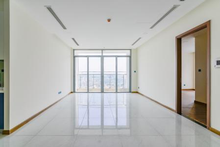 Căn hộ Vinhomes Central Park 4 phòng ngủ tầng cao P4 view sông
