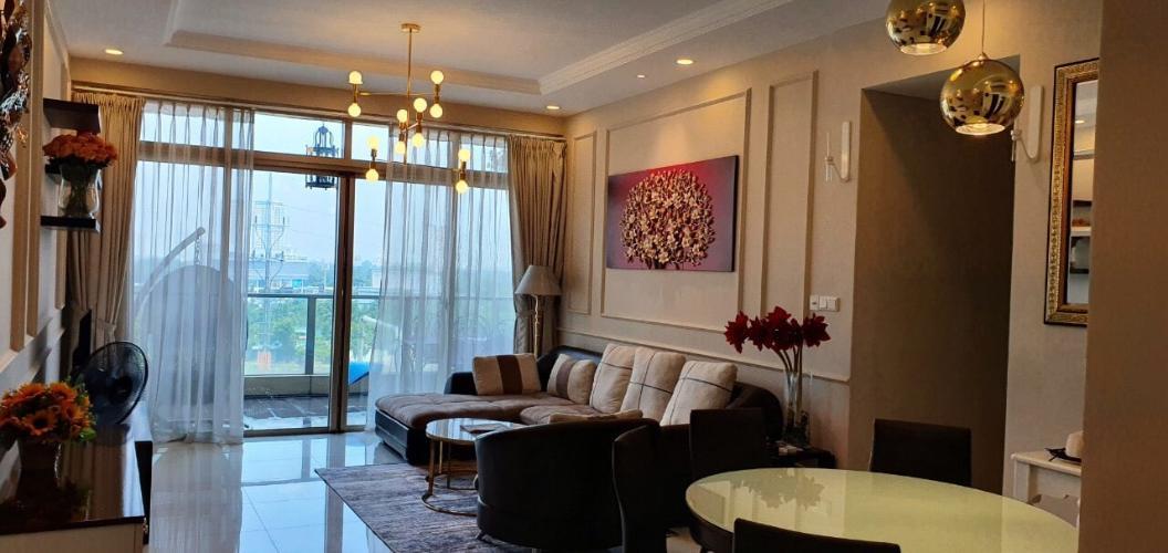 Bán hoặc cho thuê căn hộ The Vista An Phú 3PN, tháp T1, đầy đủ nội thất, view Xa lộ Hà Nội