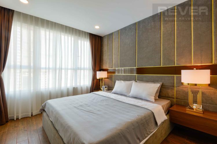 Phòng Ngủ 2 Bán căn Duplex Vista Verde 2PN, đầy đủ nội thất