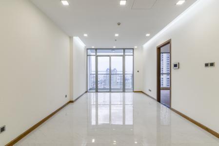 Officetel Vinhomes Central Park 2 phòng ngủ tầng cao Park 7