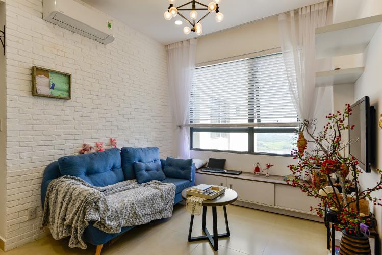 Căn hộ Masteri Thảo Điền 2 phòng ngủ tầng cao T3 view trực diện sông