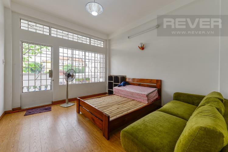 Phòng ngủ 3 Nhà phố 4 phòng ngủ đường Lý Thường Kiệt Quận 11 diện tích 168m2