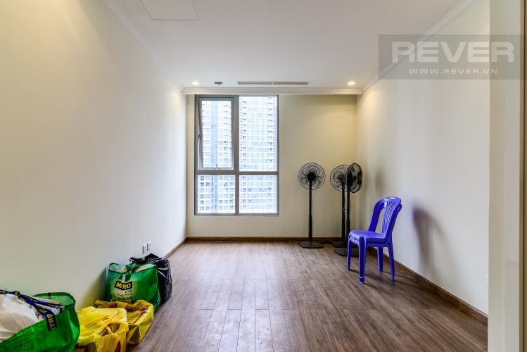 Phòng Ngủ 2 Căn hộ Vinhomes Central Park 3 phòng ngủ tầng cao C3 hướng Nam