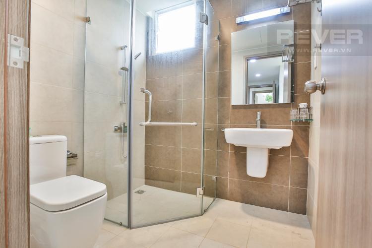 Toilet 1 Căn góc Lexington An Phú 3 phòng ngủ thiết kế đẹp, đầy đủ tiện nghi