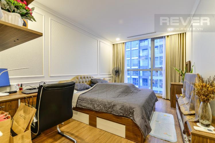 Phòng Ngủ 1 Căn hộ Vinhomes Central Park tầng cao, tháp Park3, 2PN đầy đủ nội thất