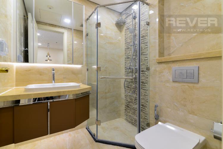 Phòng Tắm Cho thuê căn hộ Vinhomes Golden River 1PN, tầng cao tháp The Aqua 1, đầy đủ nội thất, view sông tuyệt đẹp