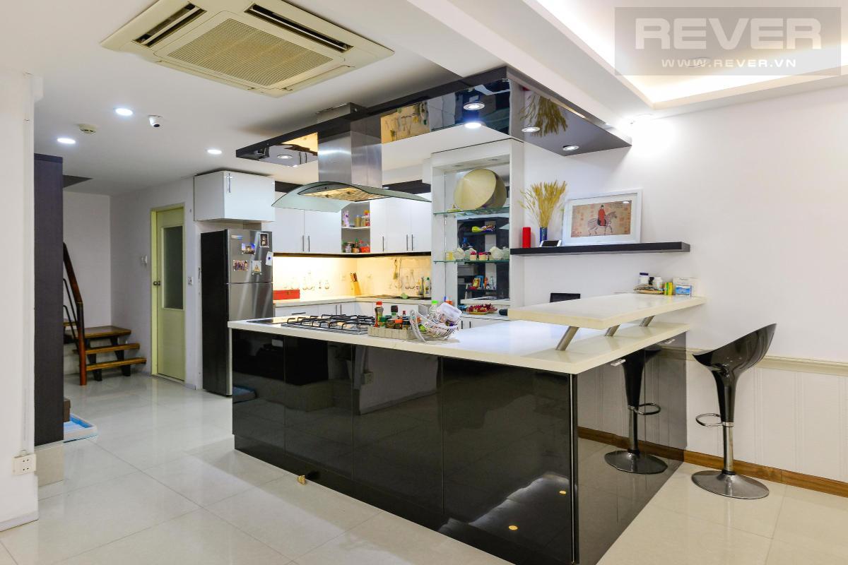 Bếp Bán shophouse Hoàng Anh Gia Lai 1, diện tích sàn 127m2, nội thất cao cấp, đã có sổ hồng