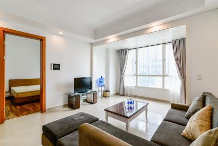 Căn hộ The Manor 3 phòng ngủ tầng trung tháp B nội thất đầy đủ